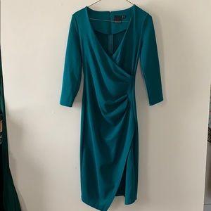 ASOS dress, wrap front